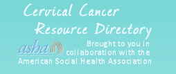 cervical cancer resource directory